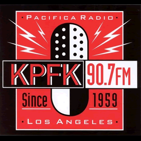 KPFK Pacifica Radio Los Angeles 90.7FM
